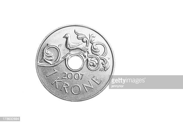 Norwegian Kroner Note Stock Photos And Pictures Getty Images