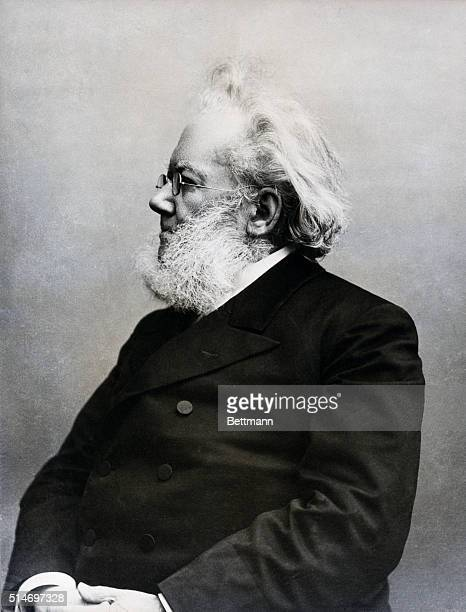 Norwegian playwright and poet Henrik Ibsen is often considered the father of modern prose drama.