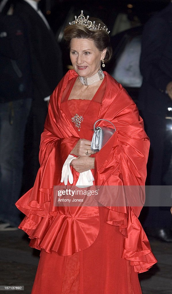 Norwegian Royal Visit To Denmark As Part Of The Festivities Celebrating 100 Years Of Norway'S Independence : News Photo