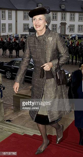 Norwegian Royal Visit To Denmark As Part Of The Festivities Celebrating 100 Years Of Norway'S IndependenceLunch At Fredensborg Palace