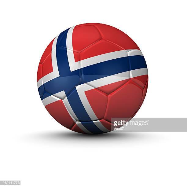 norwegian soccer ball