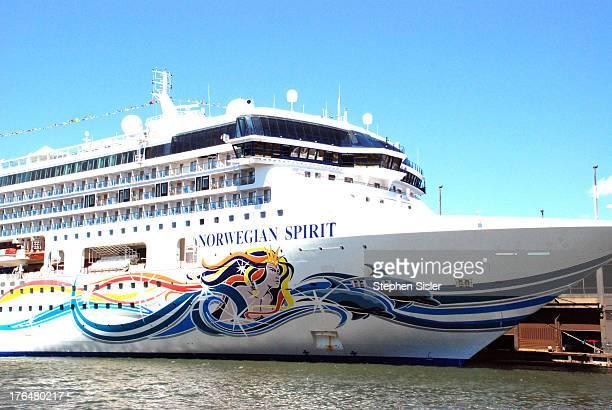 CONTENT] Norwegian Spirit Saturday August 18 2007 Cruise Ship Vacation Fun Travel Boat