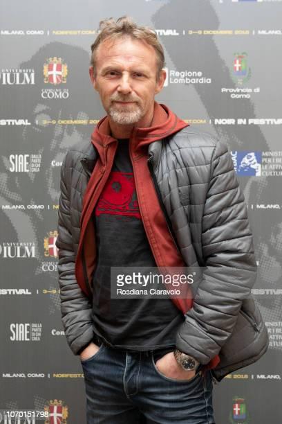 Norwegian writer Jo Nesbo attends Noir In Festival on December 8 2018 in Como Italy