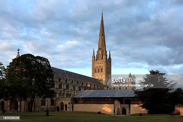 Norwich Cathedral, Norwich City, Norfolk County