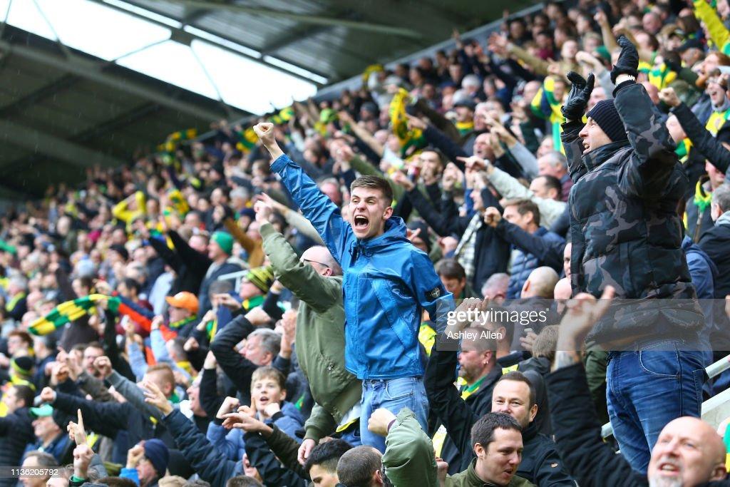 Rotherham United v Norwich City - Sky Bet Championship : News Photo