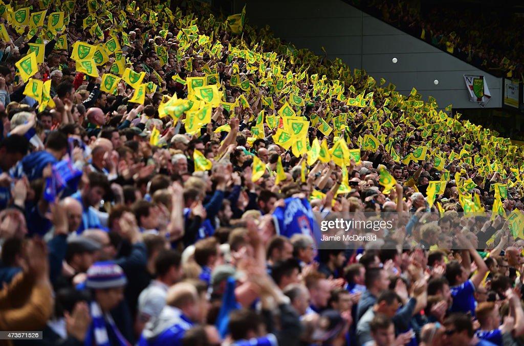 Norwich City v Ipswich Town - Sky Bet Championship Playoff Semi-Final : News Photo