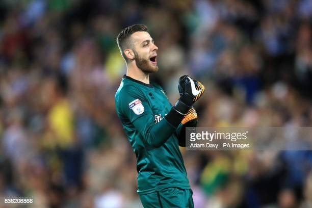 Norwich City Goalkeeper Angus Gunn