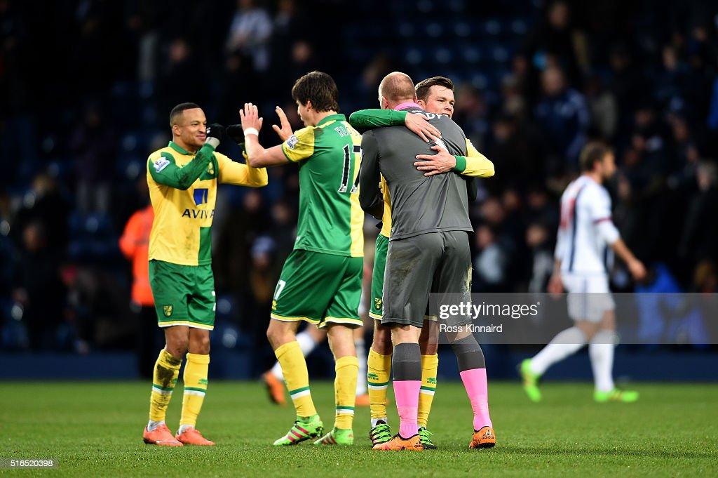 West Bromwich Albion v Norwich City - Premier League : News Photo