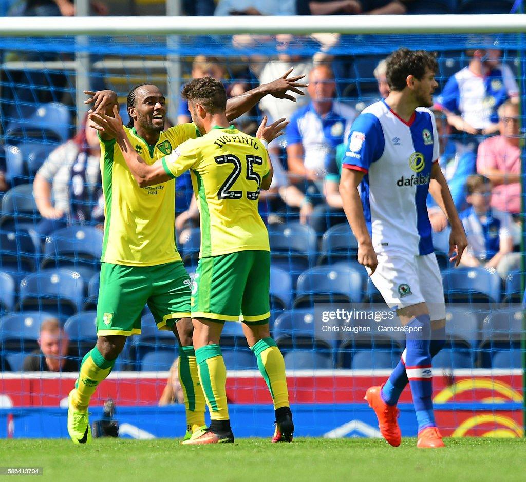 Blackburn Rovers v Norwich City - Sky Bet Championship