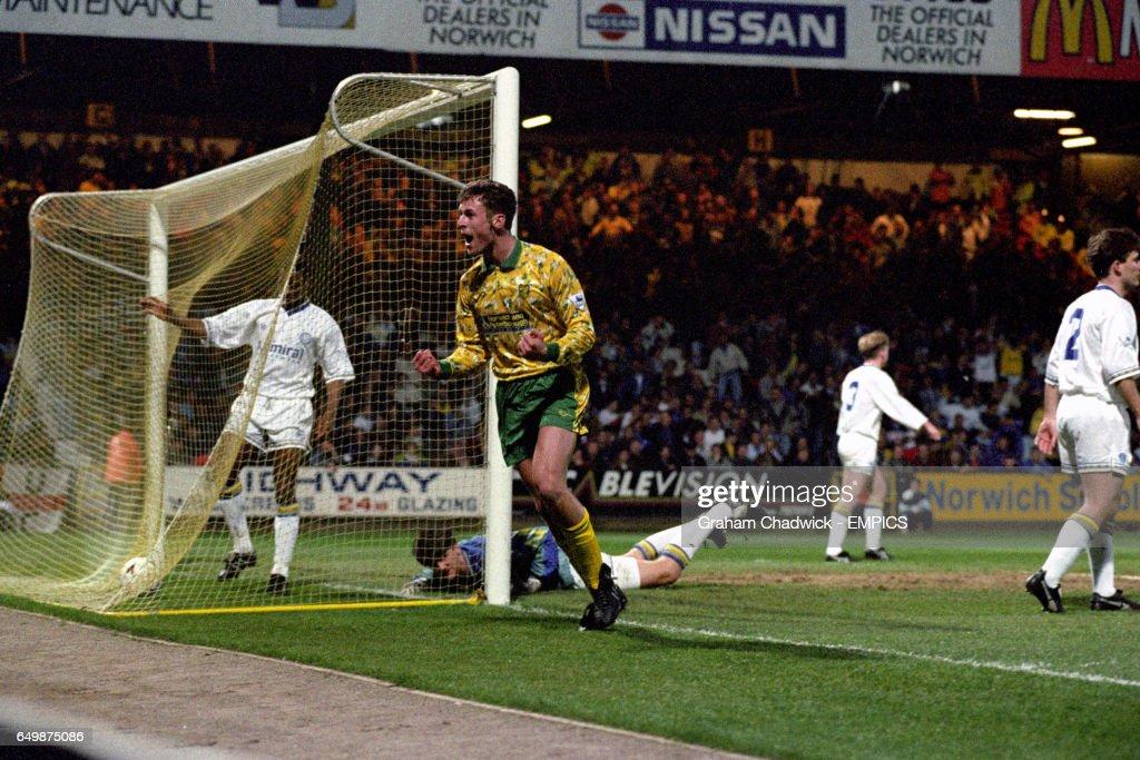 Soccer - Premier League - Norwich City v Leeds United : News Photo