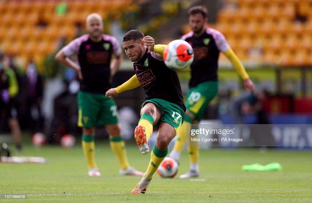 Norwich City v Southampton - Premier League - Carrow Road : News Photo