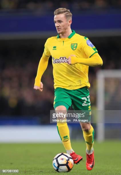 Norwich City's James Maddison