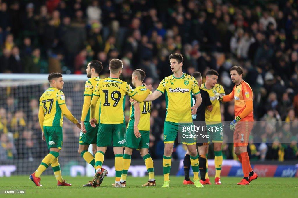 Norwich City v Hull City - Sky Bet Championship : News Photo