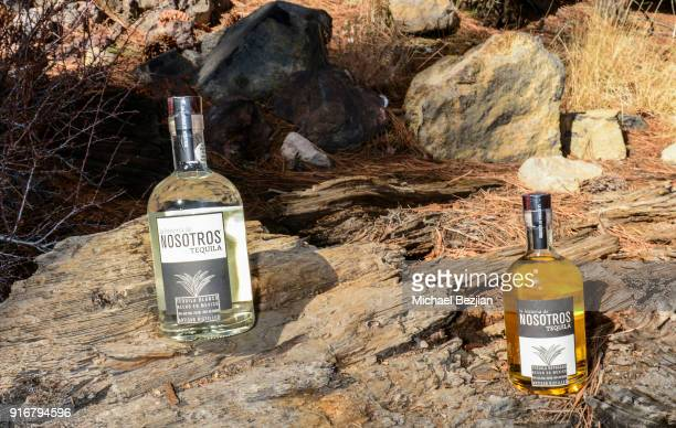 Nosotros Tequila at The Inaugural Mammoth Film Festival on February 10 2018 in Mammoth Lakes California