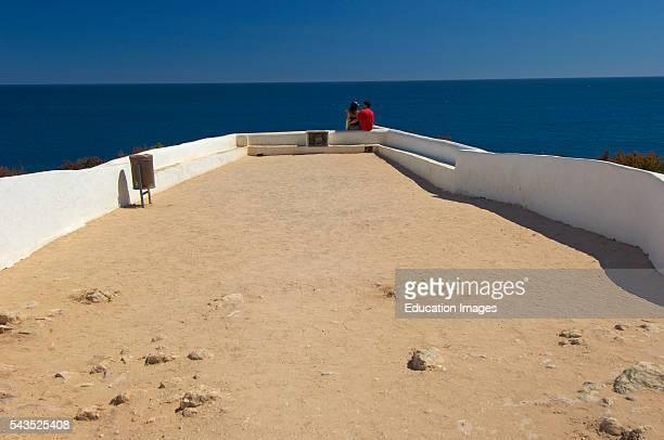 Nossa Senhora da Rocha Chapel Armaao de Pera Algarve Portugal