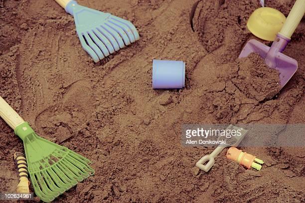 Nostalgic Sandbox Fun
