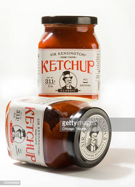 Not a fan of oversweet artificialtasting ketchup Sir Kensington's gourmet scooping ketchup actually tastes as though it�s made from tomatoes...