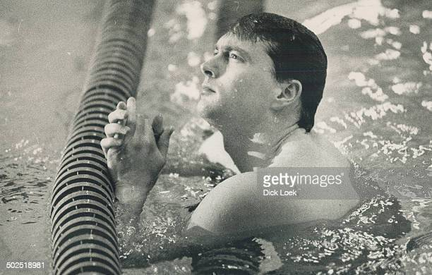 Not this time Veteran swimmer Dan Thompson 32 dazzled a couple of 15yearolds in 50metre butterfly but when it came to 100 metres the former world...