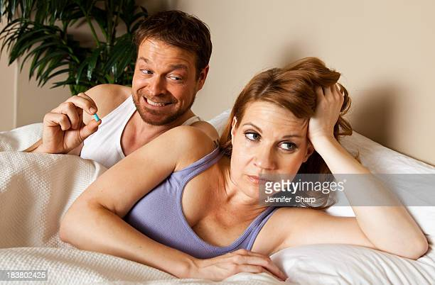 not tonight - viagra stock photos and pictures