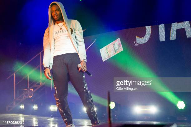 Not3s performs at O2 Academy Brixton on November 11, 2019 in London, England.