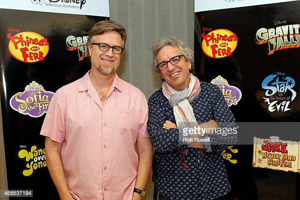 Notable creative talent mark Disney Television Animations 30 years of unrivaled animation for kids and families, at an event sponsored by the...
