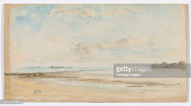 Note in Blue and Opal?Jersey, 1881. Artist James Abbott McNeill Whistler.