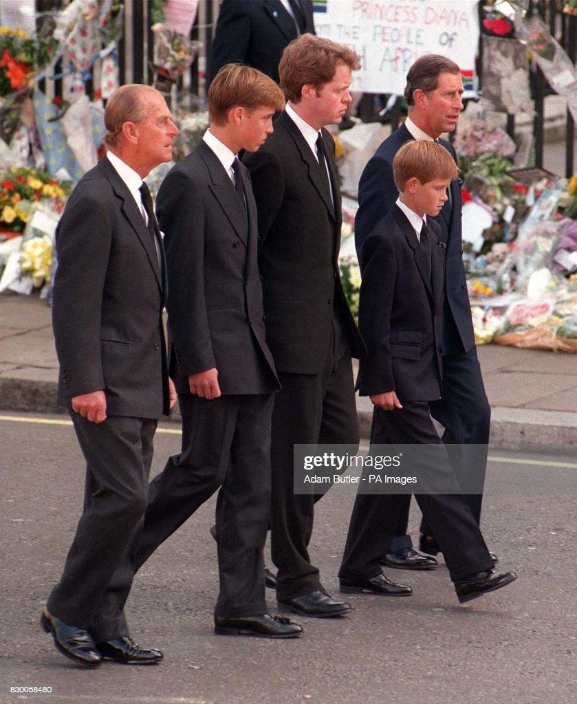 DIANA Abbey sons : News Photo