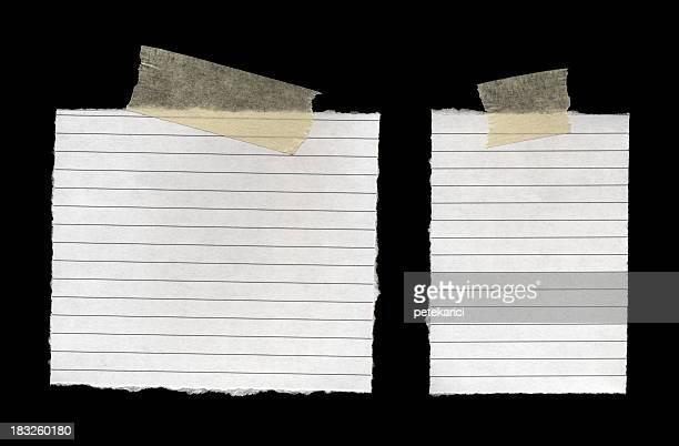Notepad, pagina