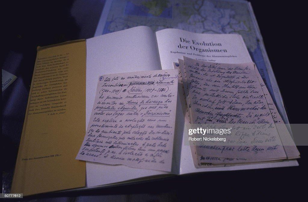 Josef Mengele [Misc.] : News Photo