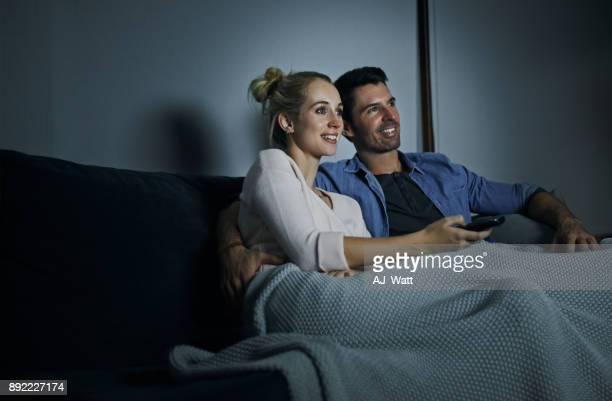 Nichts ist besser als Film-Nacht zu Hause