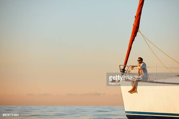 nothing else needed - yacht stock pictures, royalty-free photos & images
