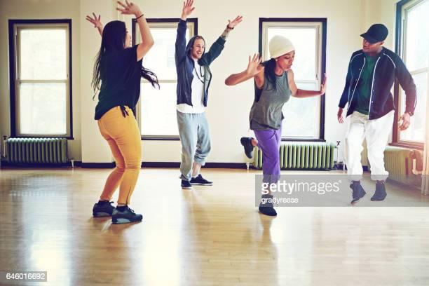 Nada se siente tan bien como danza