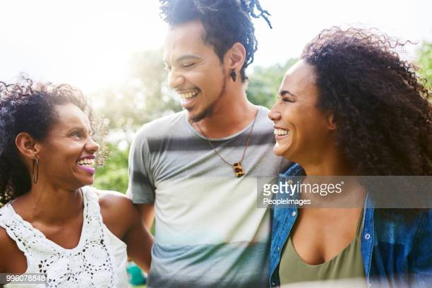 nothing is better than being together - polyamory stock photos and pictures