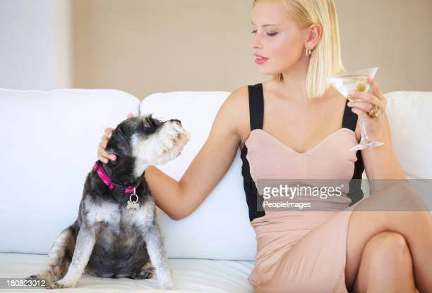 nothing is too good for my best friend - society beauty stock pictures, royalty-free photos & images