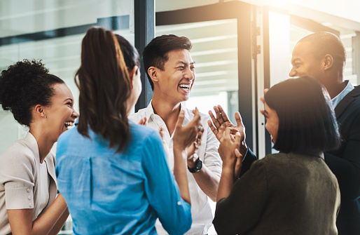 Nothing motivates productivity like team morale - gettyimageskorea