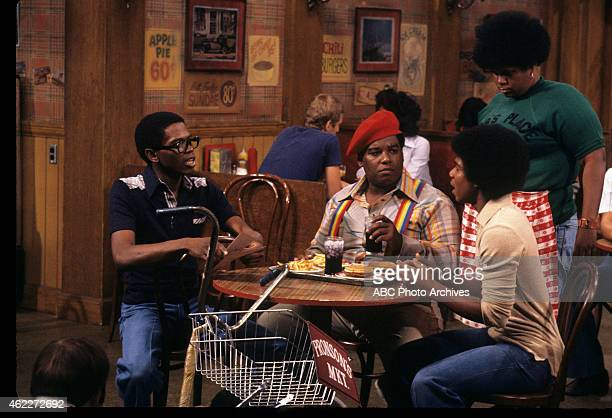 "Nothing Personal"" - Airdate: October 20, 1977. L-R: ERNEST THOMAS;FRED BERRY;HAYWOOD NELSON;SHIRLEY HEMPHILL"