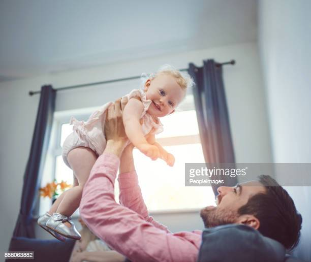 Nothing softens a dad's heart like his daughter