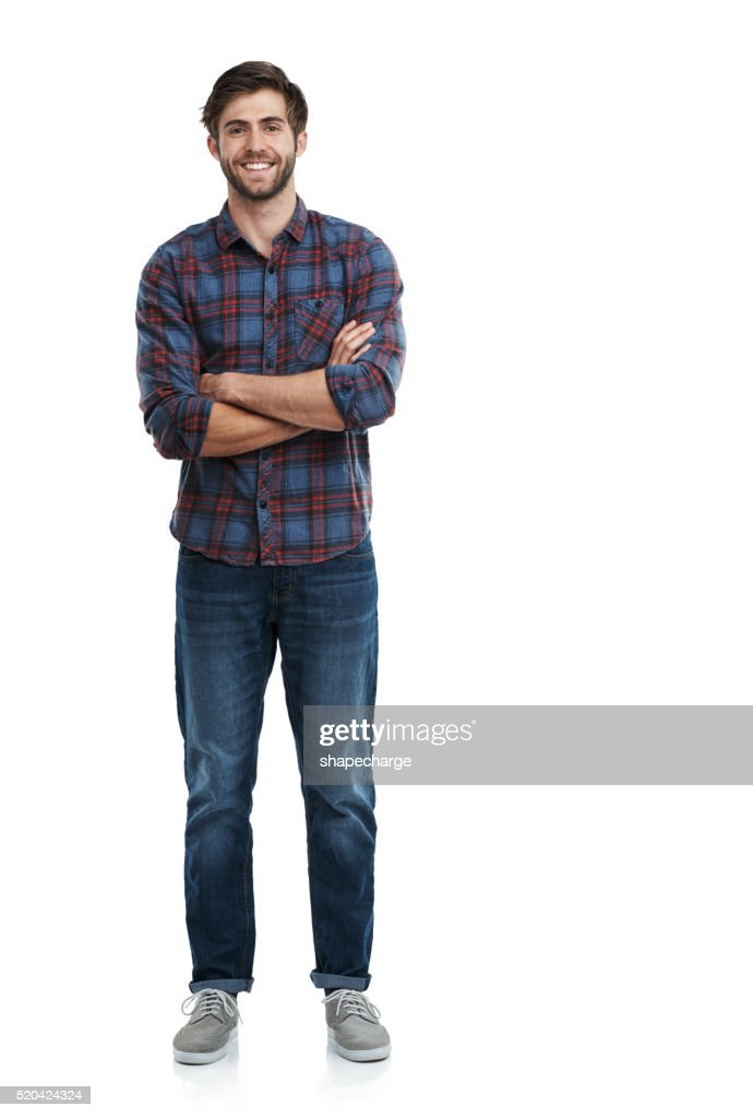 Nothing to hide! : Stock Photo