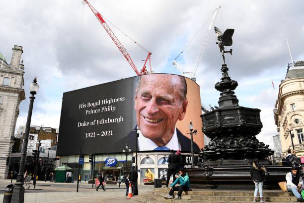 GBR: Prince Philip, Duke Of Edinburgh Dies At The Age Of 99