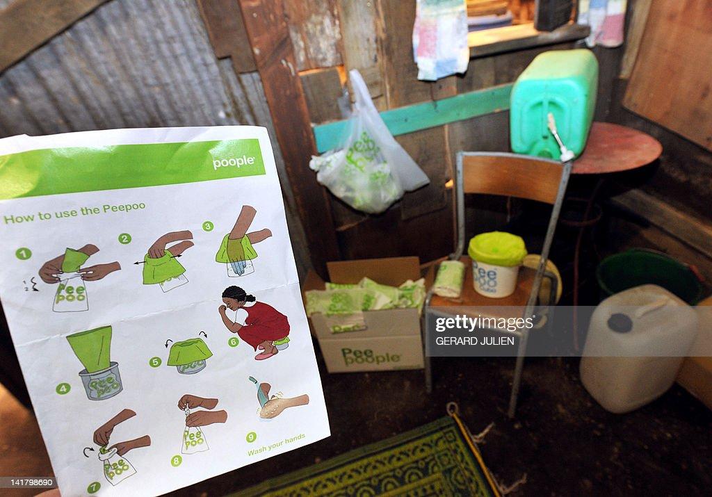 Di Kenya, Penduduknya BAB Menggunakan PeePoo