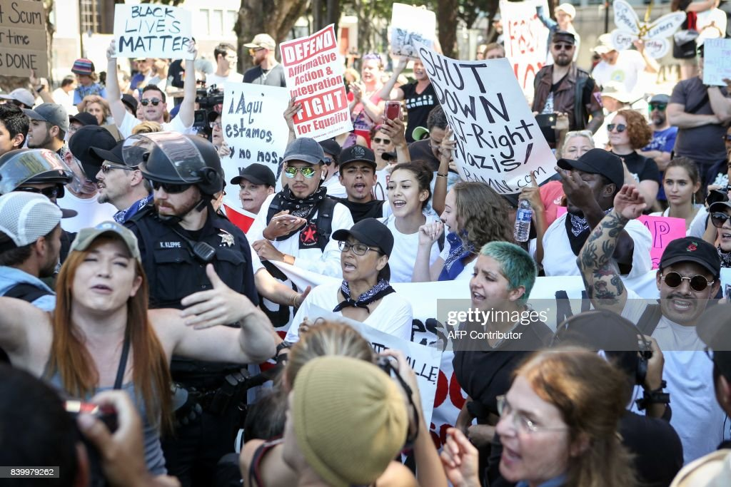 US-POLITICS-UNREST : News Photo