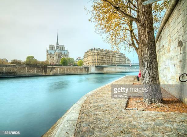 Notre-Dame de l'autre côté de la Seine