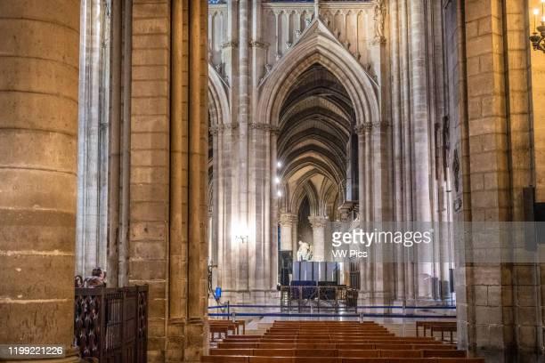 Notre Dame Cathedral, Paris, France. Notre Dame - Paris, France.