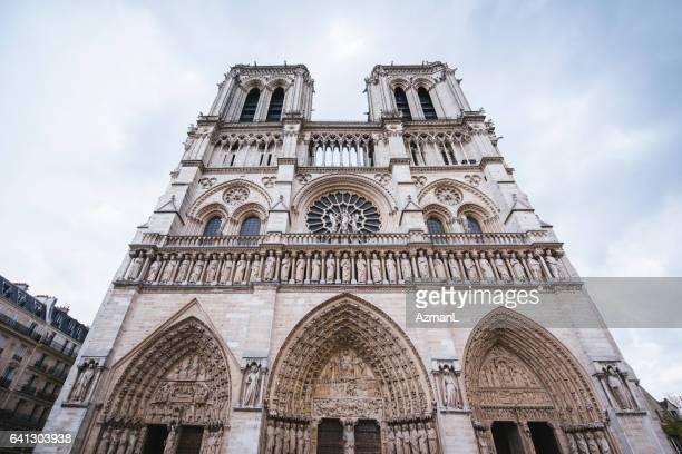 Iglesia de Notre Dame en París