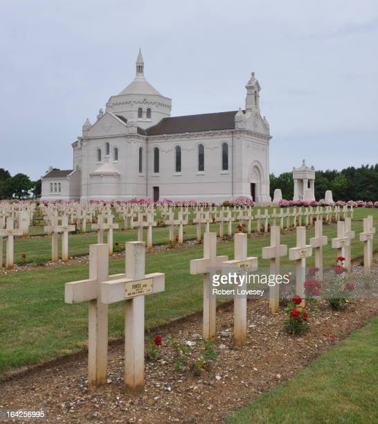 Notre Dame de Lorette, also known as Ablain St. Nazaire French Military Cemetery, is the world's largest French military cemetery. It is the name of...