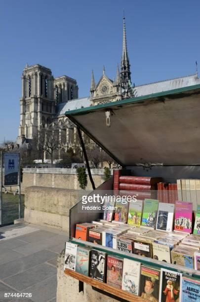 Notre Dame de Paris The Catholic cathedral Notre Dame de Paris on the edges of the Seine on September 20 2015 in Paris France