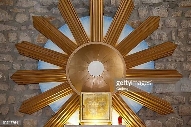 NotreDame de Fatima Church Tabernacle