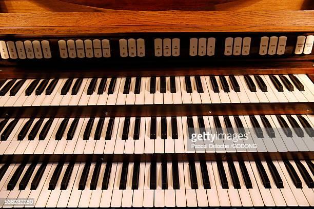 Notre-Dame du Perpetuel Secours basilica organ.