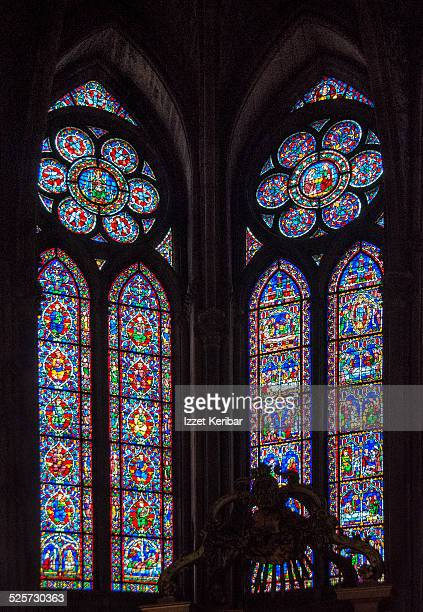 notre-dame of reims cathedral, france - reims cathedral stock pictures, royalty-free photos & images
