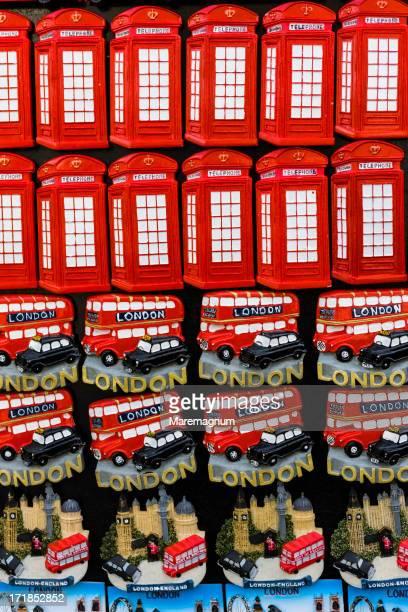 Notting Hill, Portobello Market, London souvenirs